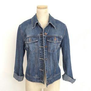 Gap denim jacket vintage Blue